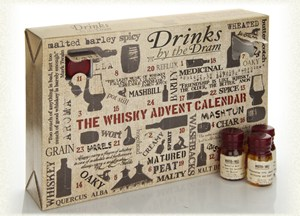 The Whisky Advent Calendar from Master of Malt