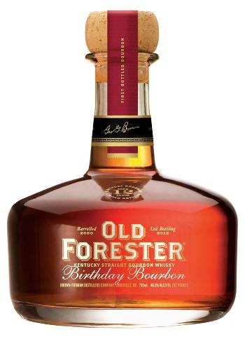 Bourbon, 12 Years, 48.5% ABV, $50