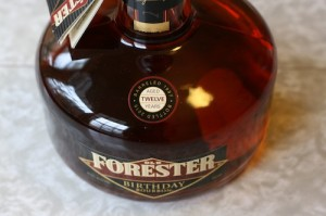 Old Forester Birthday Bourbon 2010