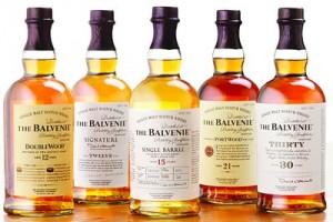 Balvenie Lineup