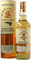 Highland Single Malt, 15 Years,46% ABV, $50