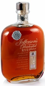 Jefferson 21 Year Rye